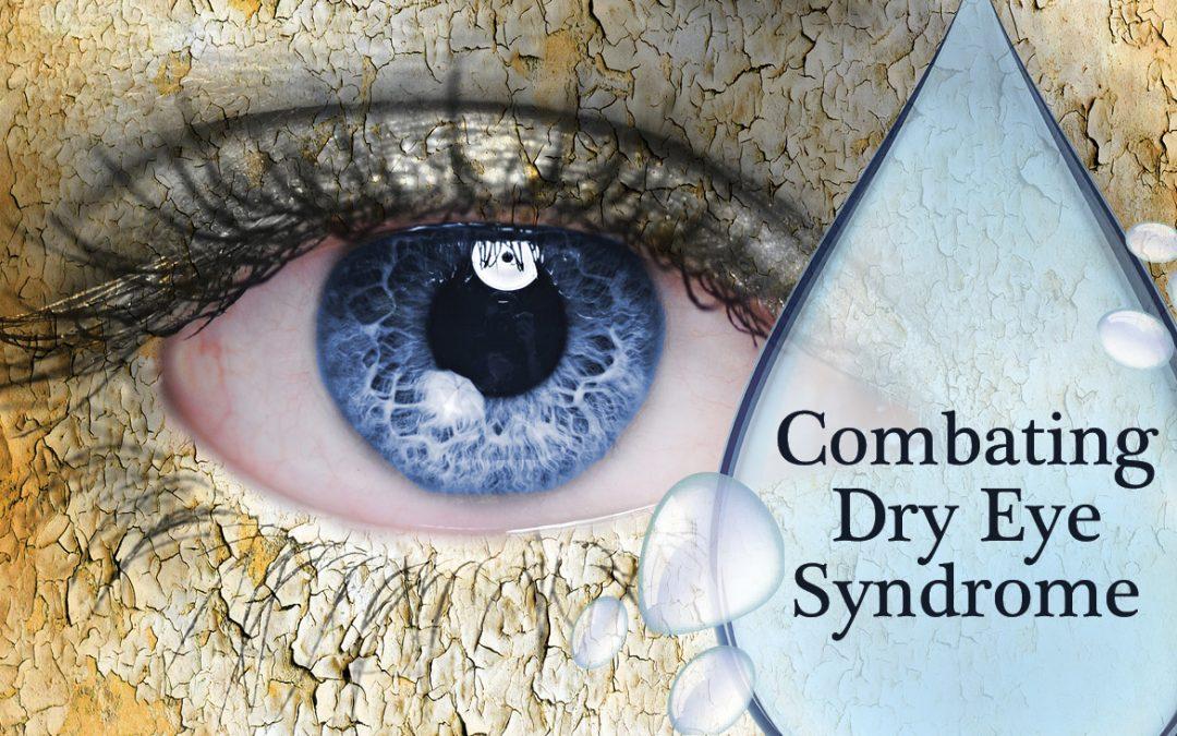 Dry eye syndrome image