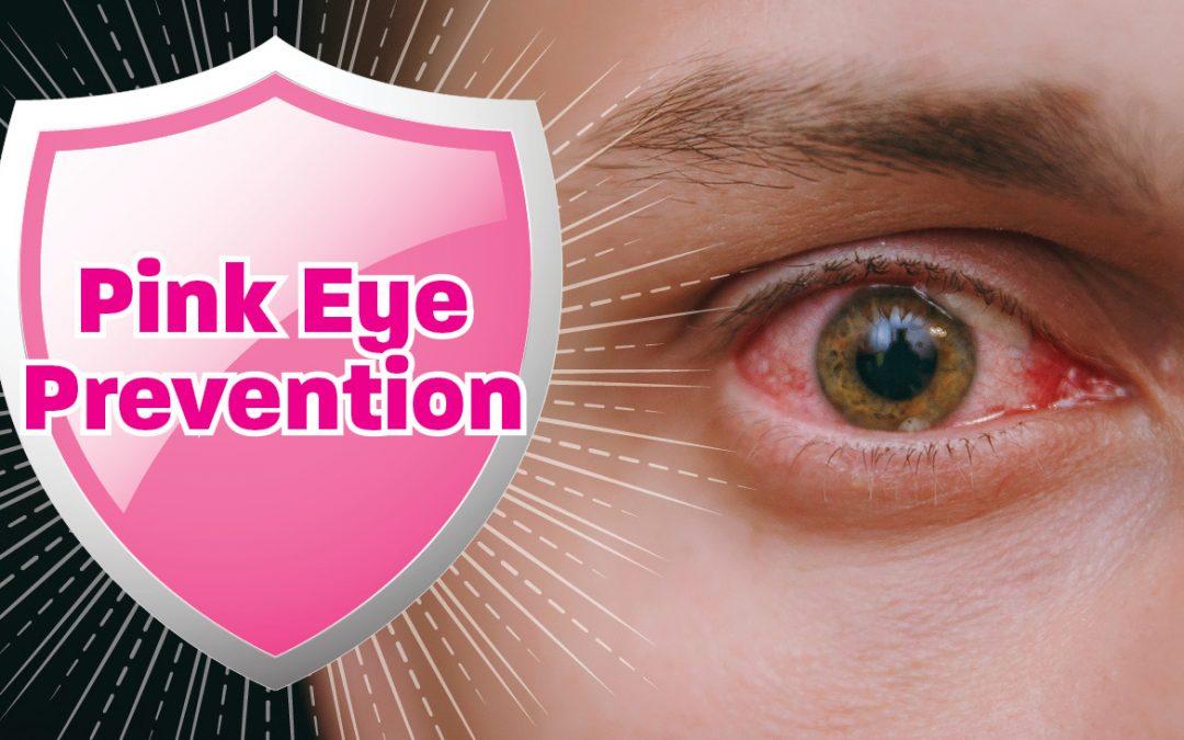 pink eye prevention image